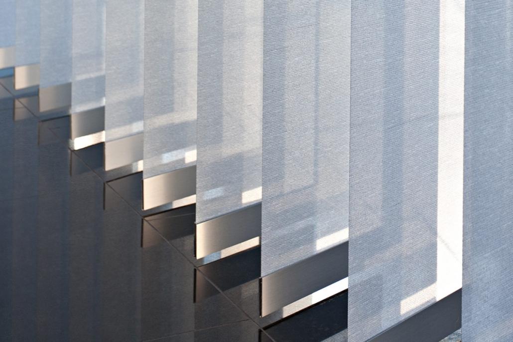 Lamelles verticales - Erregi